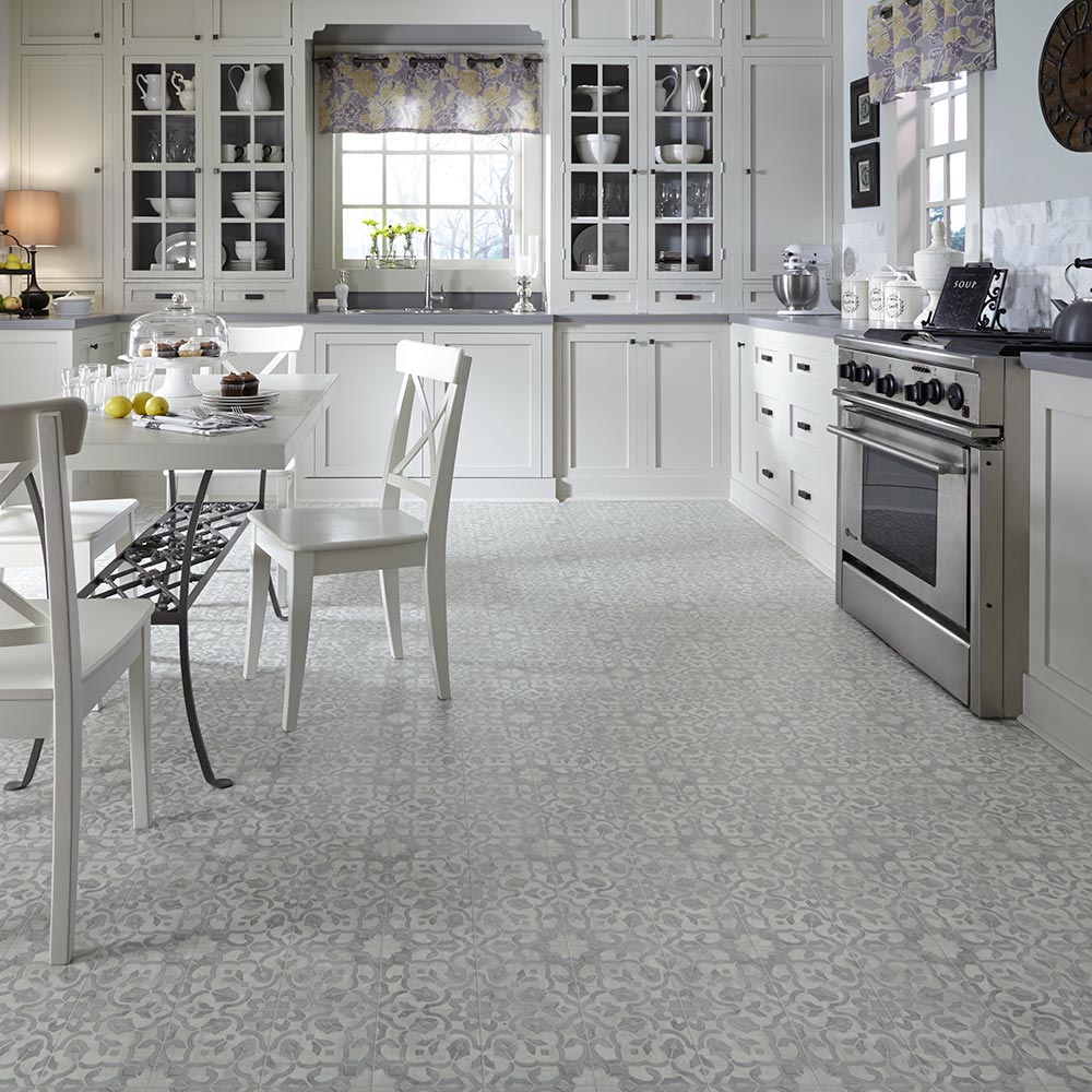 Luxury vinyl tile flooring | Speers Road Broadloom