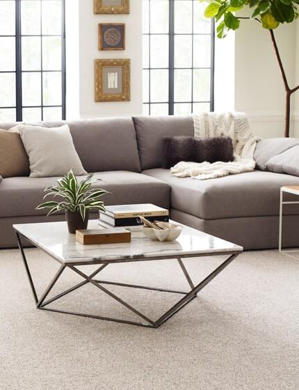Modern living room carpet | Speers Road Broadloom