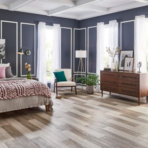 Bedroom laminate flooring | Speers Road Broadloom