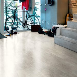 Light grey laminate flooring | Speers Road Broadloom