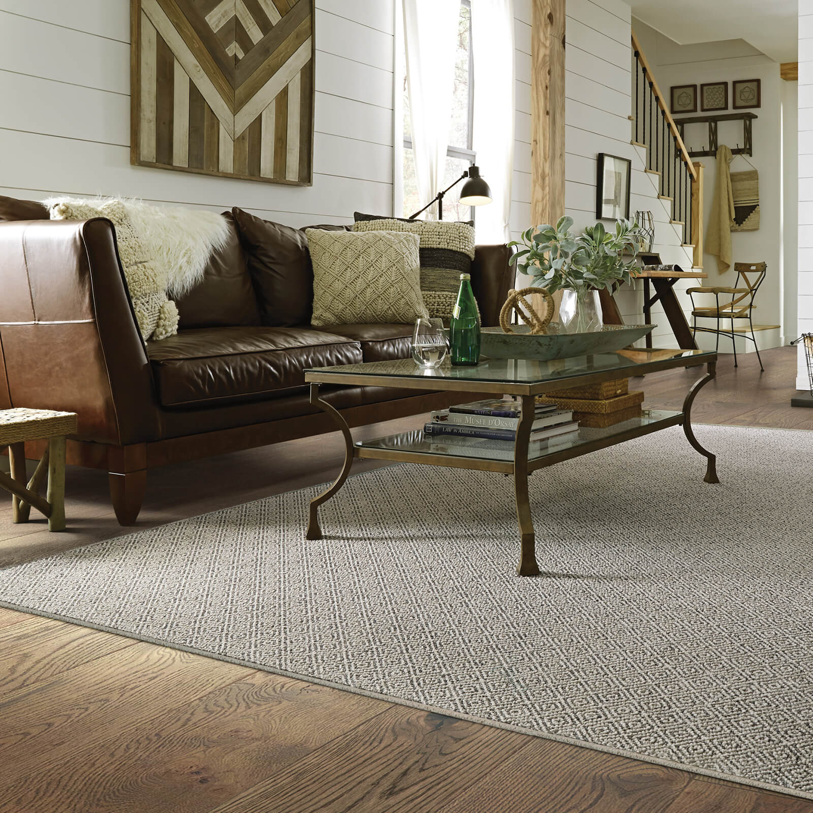 Carpet of living room | Speers Road Broadloom
