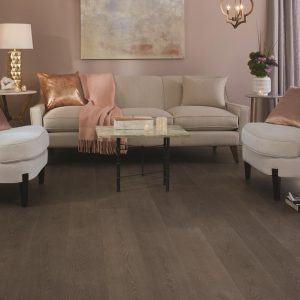 Veriluxe laminate flooring of living room | Speers Road Broadloom