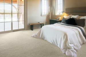 Bedroom grey carpet | Speers Road Broadloom