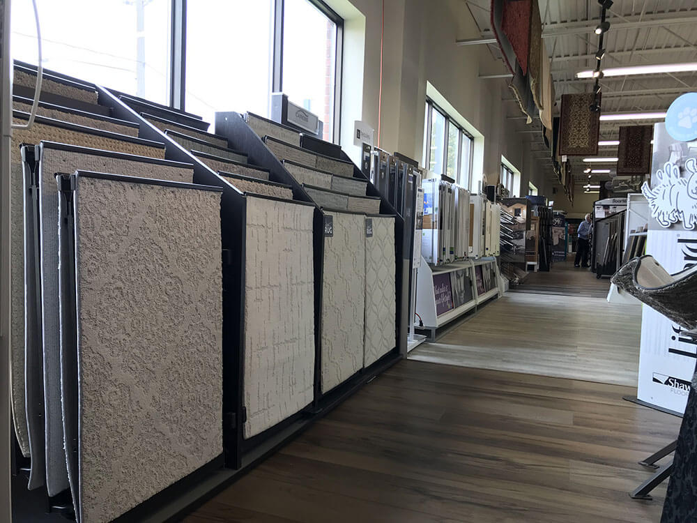 Showroom | Speers Road Broadloom