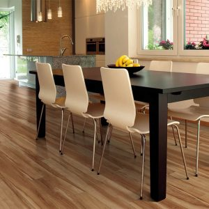 Dining room Vinyl flooring | Speers Road Broadloom