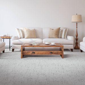 Living room white interior | Speers Road Broadloom