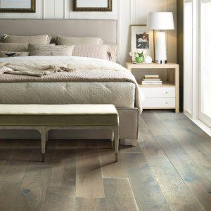 Bedroom Hardwood flooring | Speers Road Broadloom