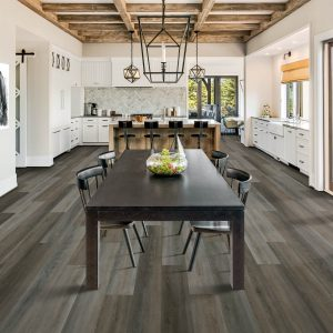 Dining room Laminate flooring | Speers Road Broadloom