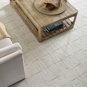 White Carpet in Living Room | Speers Road Broadloom
