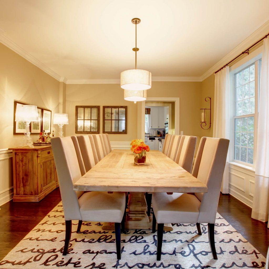 Dining room | Speers Road Broadloom
