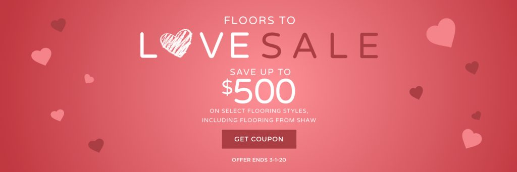 Floors to love sale | Speers Road Broadloom