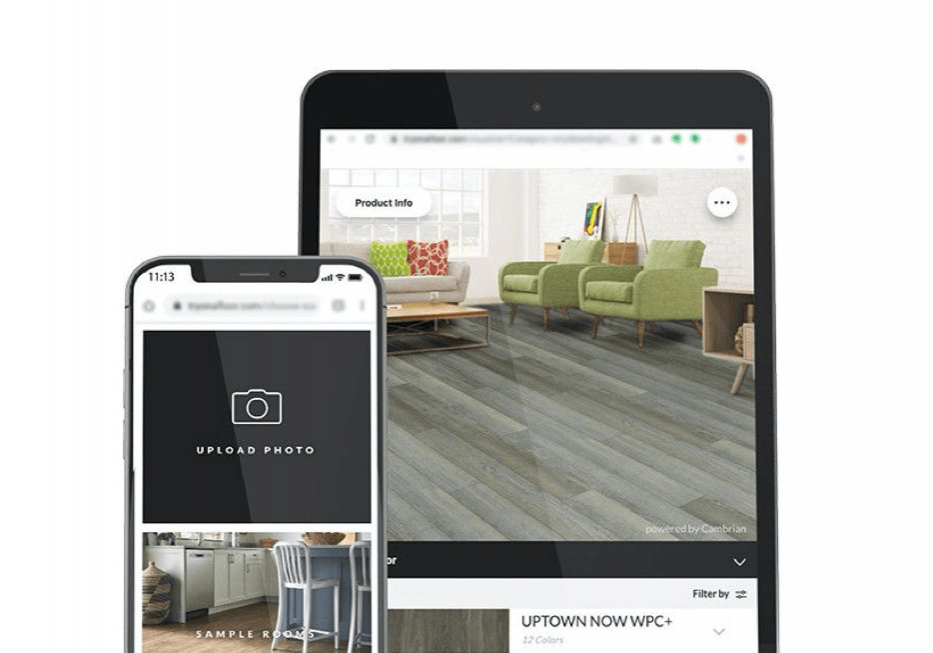 Floorvana plus app | Speers Road Broadloom