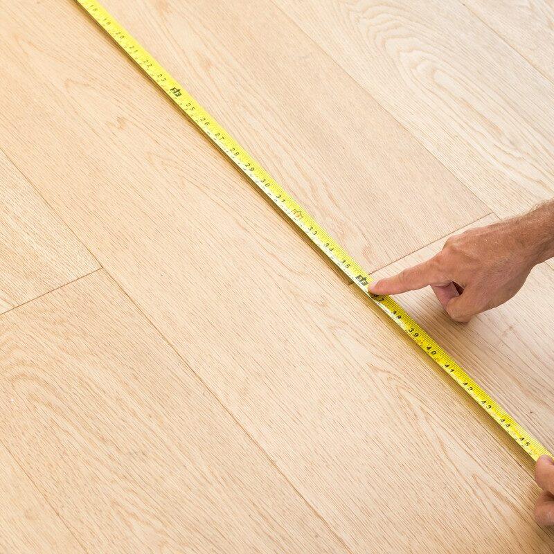Measurement of flooring   Speers Road Broadloom